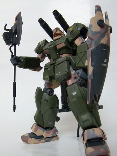 FAザクⅢ改改・特殊輸送用ジムキャノンⅡ・その他16