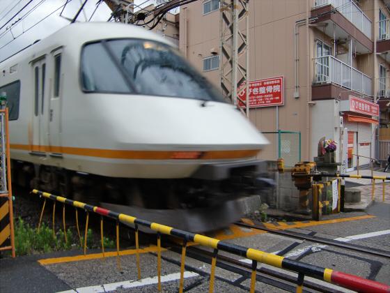 東大阪で近鉄電車01