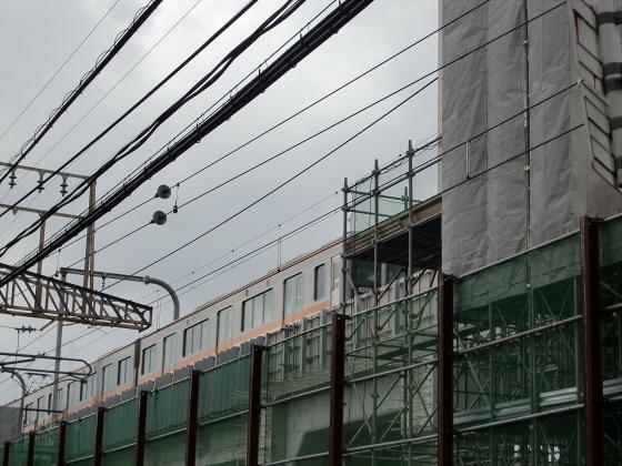 東大阪で近鉄電車02