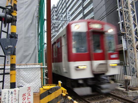 東大阪で近鉄電車03