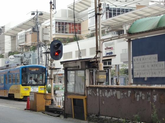 阪堺電車がゆく2012-01