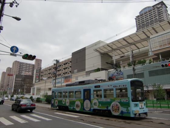 阪堺電車がゆく2012-03
