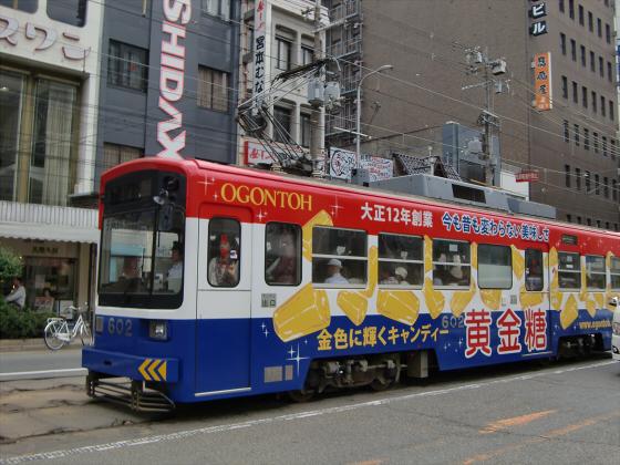 阪堺電車がゆく2012-05