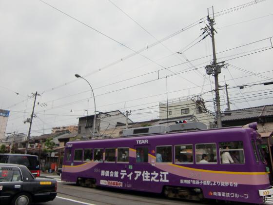 阪堺電車がゆく2012-06