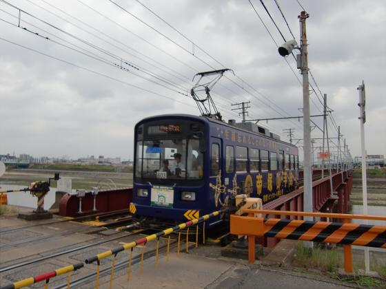 阪堺電車がゆく2012-11