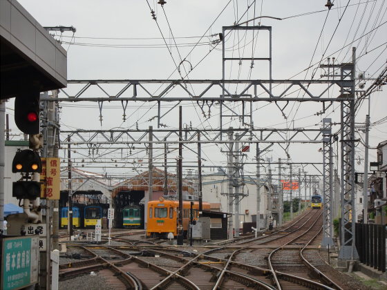 阪堺電車がゆく2012-13