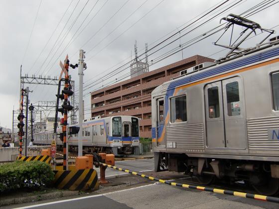 阪堺電車がゆく2012-15