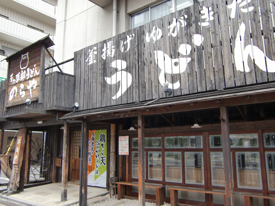 放出駅周辺2012-09
