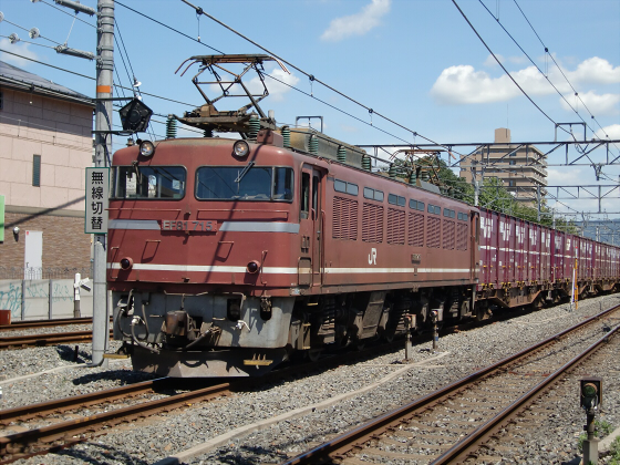 城東貨物JR放出駅周辺13