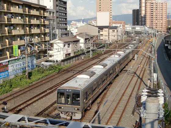 城東貨物JR放出駅周辺18