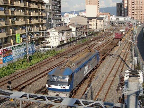 城東貨物JR放出駅周辺19