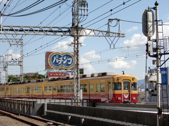 旧3000系特急車撮りに京橋へ03