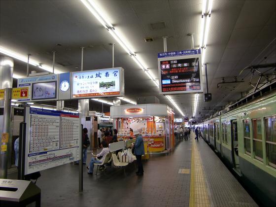 旧3000系特急車撮りに京橋へ04