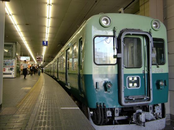 旧3000系特急車撮りに京橋へ06