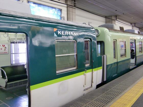 旧3000系特急車撮りに京橋へ26