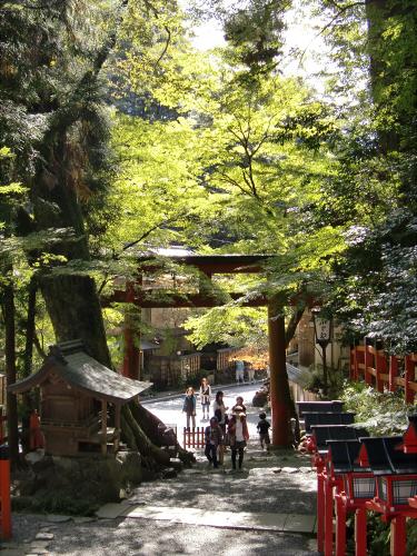 貴船神社周辺18