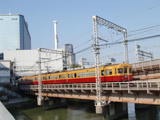 旧3000系京阪特急01