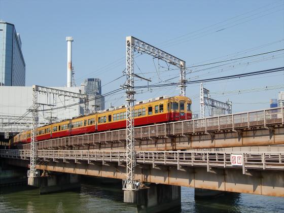 旧3000系京阪特急02