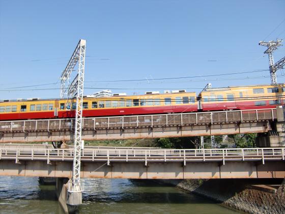 旧3000系京阪特急03