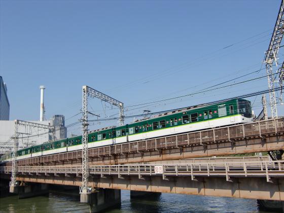 旧3000系京阪特急06