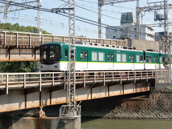 旧3000系京阪特急08
