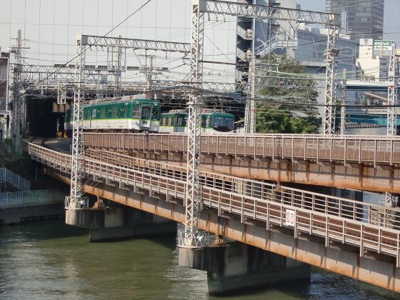 旧3000系京阪特急09