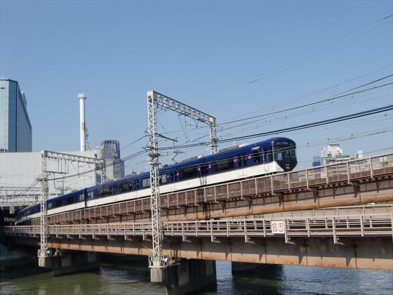 旧3000系京阪特急11