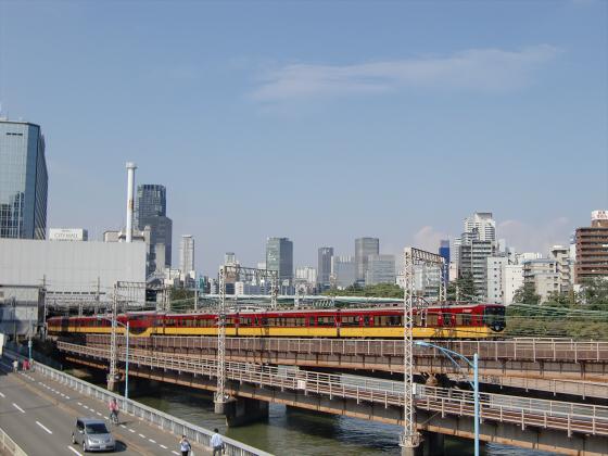 旧3000系京阪特急13