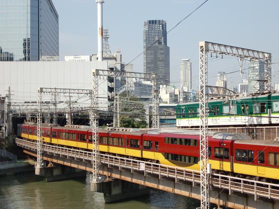 旧3000系京阪特急15