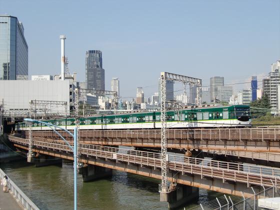 旧3000系京阪特急16