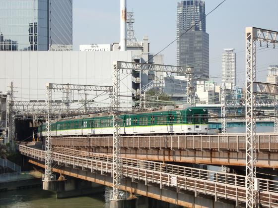 旧3000系京阪特急18