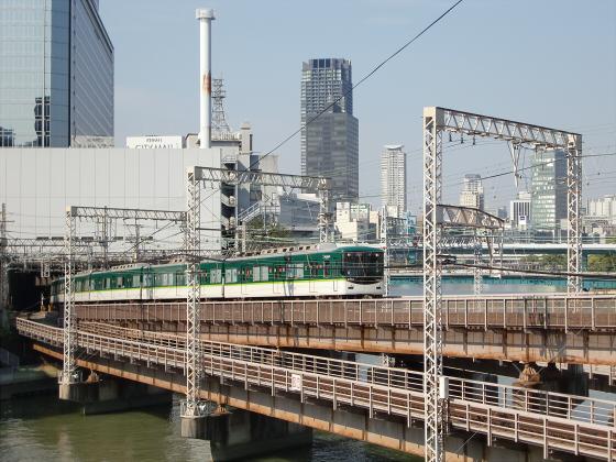 旧3000系京阪特急19