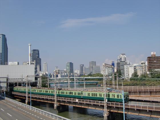 旧3000系京阪特急20