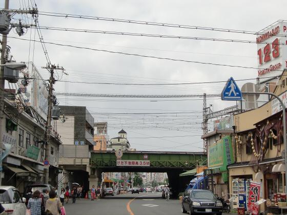 鶴橋コリアタウン2012-03