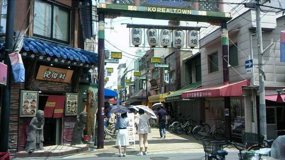 鶴橋コリアタウン2012-09