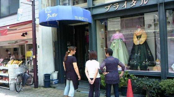 鶴橋コリアタウン2012-10