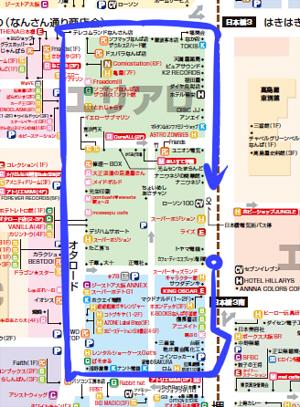 日本橋オタロード近辺02