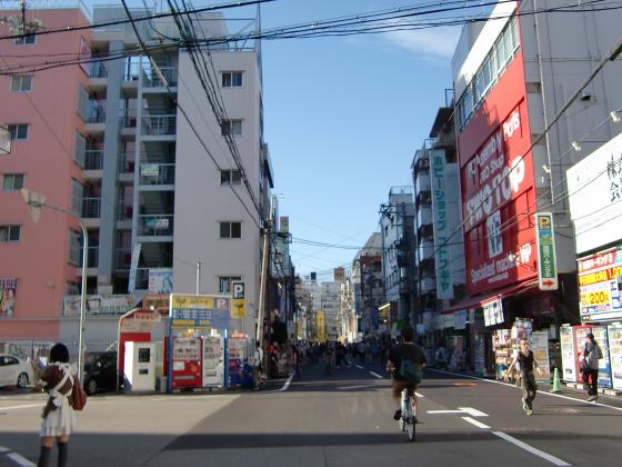 日本橋オタロード近辺13