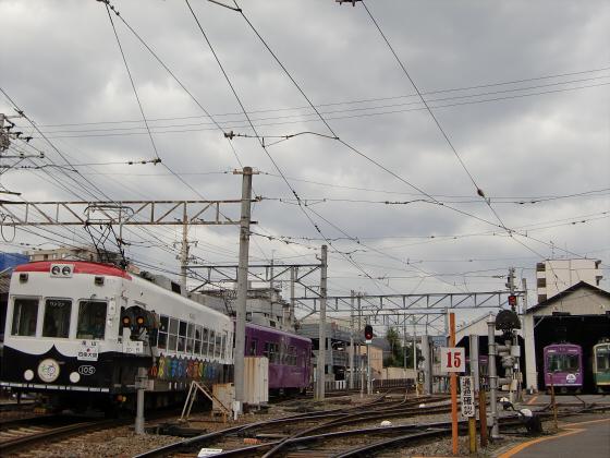 嵐電2012秋12