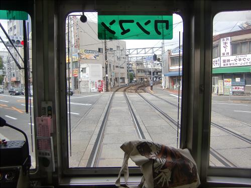 嵐電走行中2012秋02