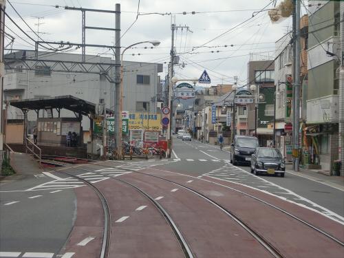 嵐電走行中2012秋16