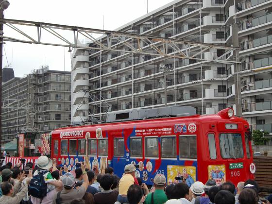 阪堺電車14路面電車まつり03