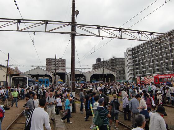 阪堺電車14路面電車まつり05
