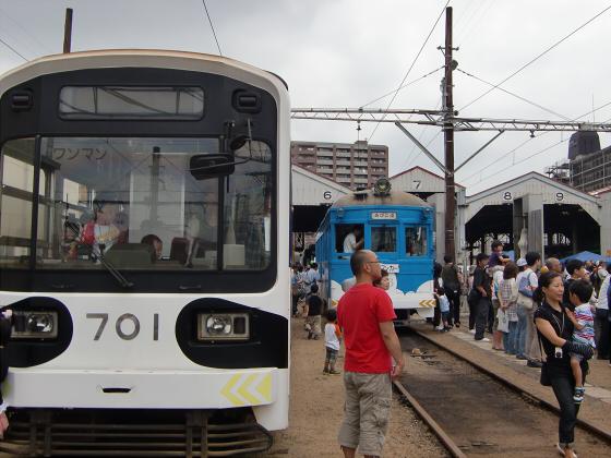 阪堺電車14路面電車まつり06