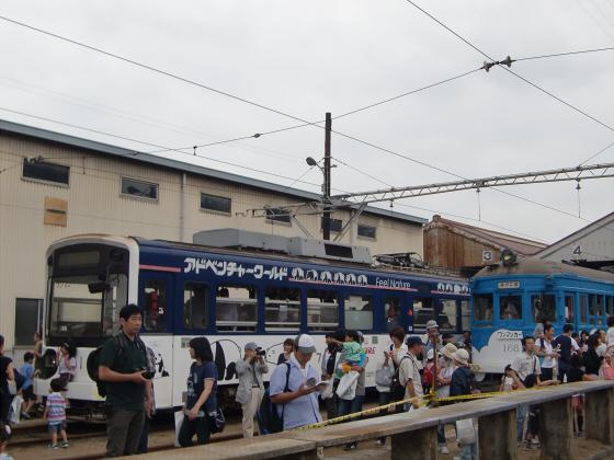 阪堺電車14路面電車まつり08