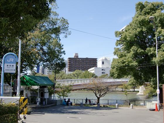 京阪天満橋駅周辺12