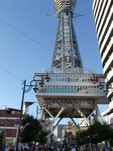 通天閣・新世界近辺2012-09