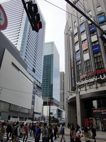 エキマルシェ大阪とか阪急の増床とか09