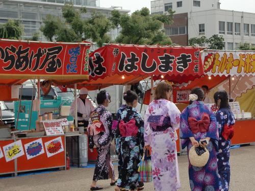 姫路ゆかたまつり12
