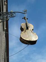バイオリンの店